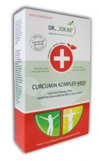 Curcumin Komplex 4400 - Bronze