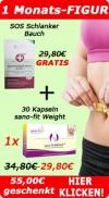 sano-fit WEIGHT - 1 Monats Figur