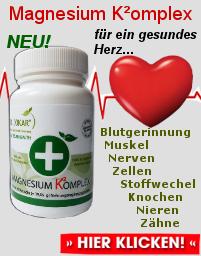 Magnesium und Vitamin K Komplex