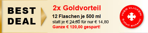Granatapfelsaft Elixier 100% Bio - Best-Deal